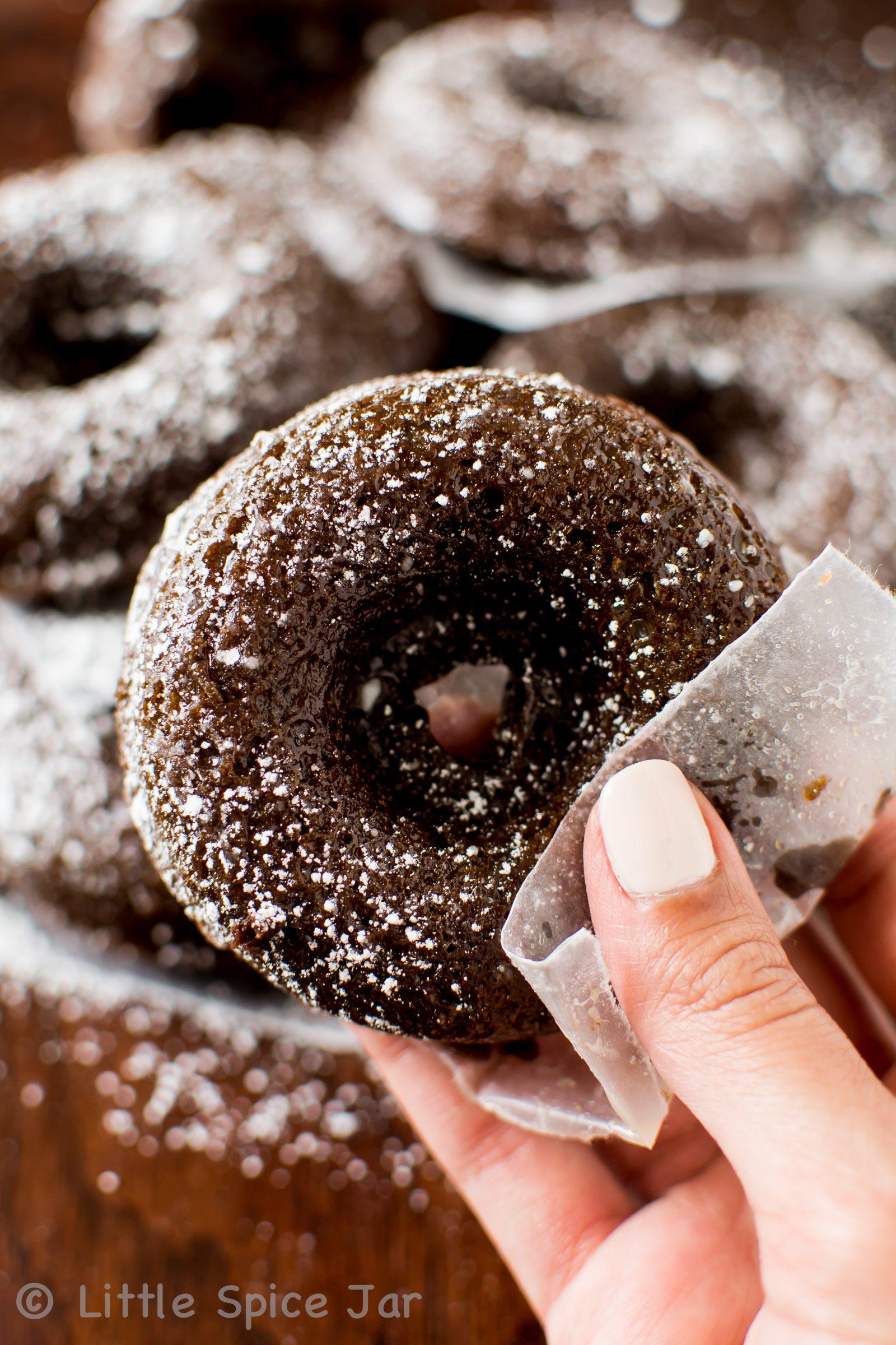 How To Make Glazed Cake Donuts