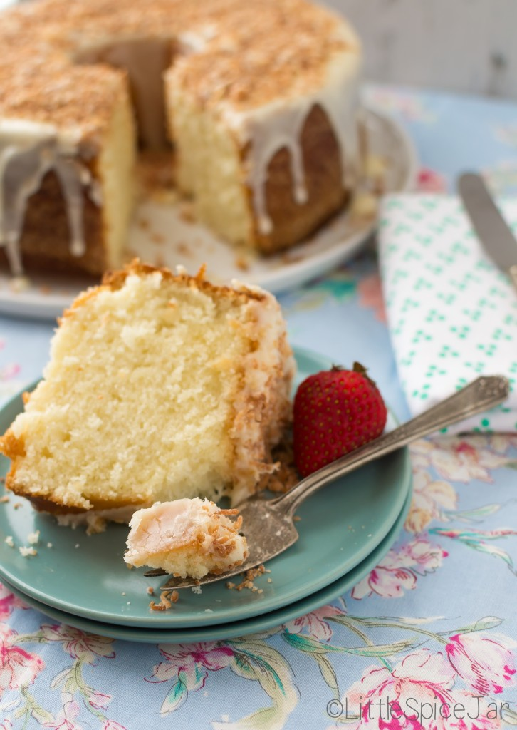 Louisiana Crunch Cake 6