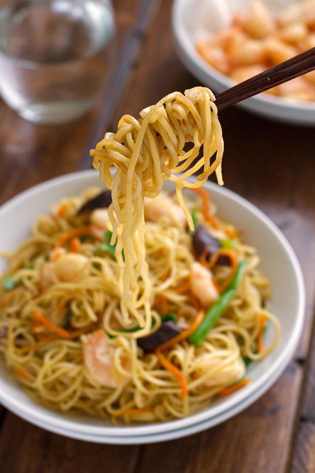 Pei Wei Shrimp Lo Mein Copycat Recipe Little Spice Jar