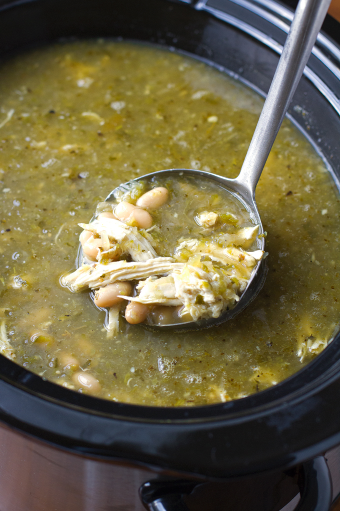 Jalapeno Lime Chicken Soup Slow Cooker Recipe Little Spice Jar