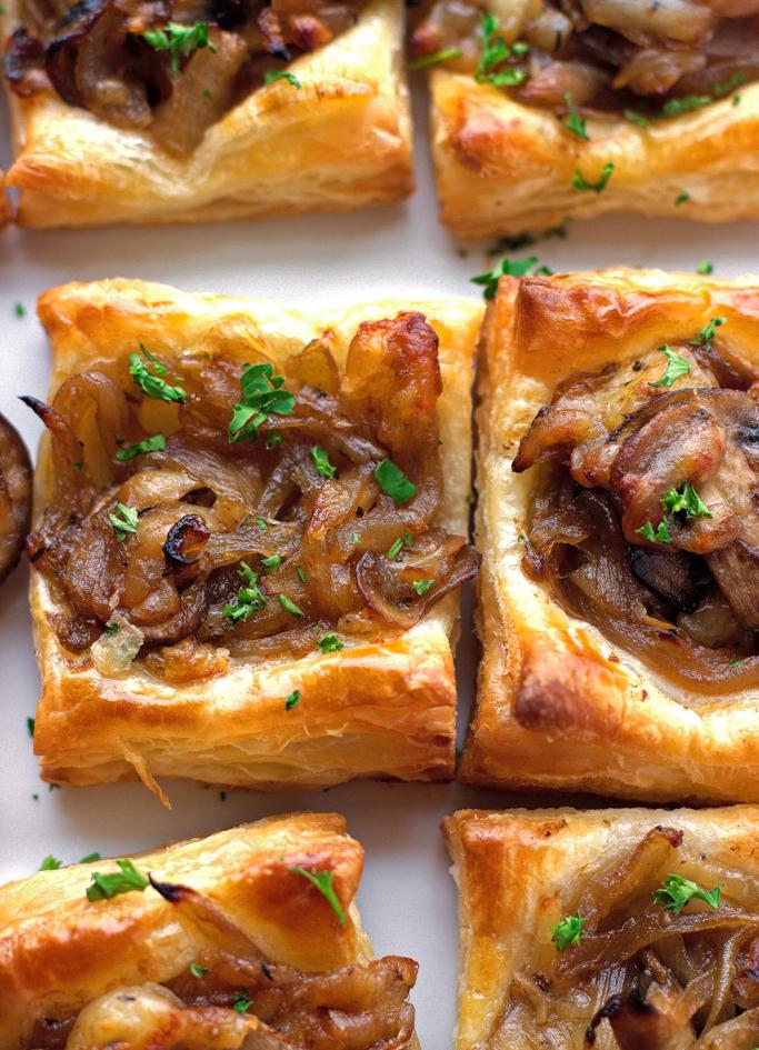 Gourmet Vegetarian Finger Food Recipes