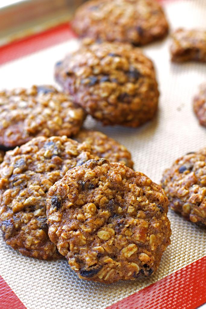 Chewy Oatmeal Cookies Food Network