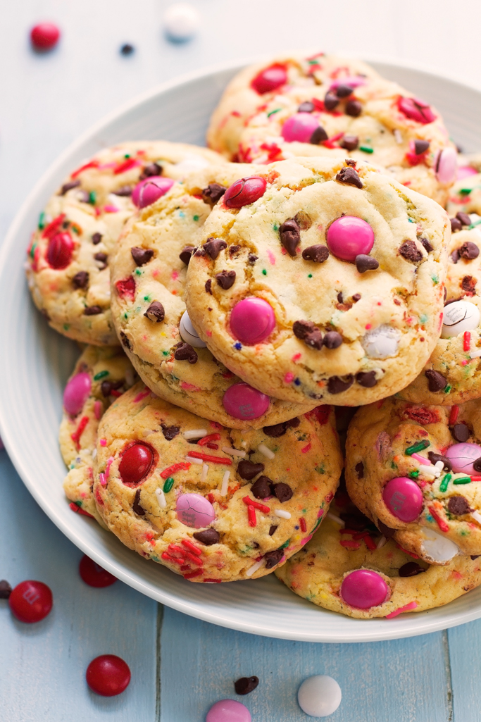 Spice Cake Cookies