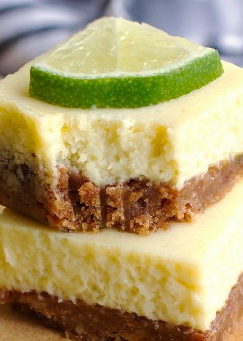 Summertime Key Lime Pie with Homemade Graham Cracker Crust ...