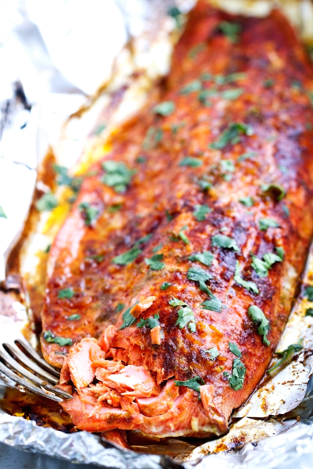 recipe: ginger lime salmon marinade [31]