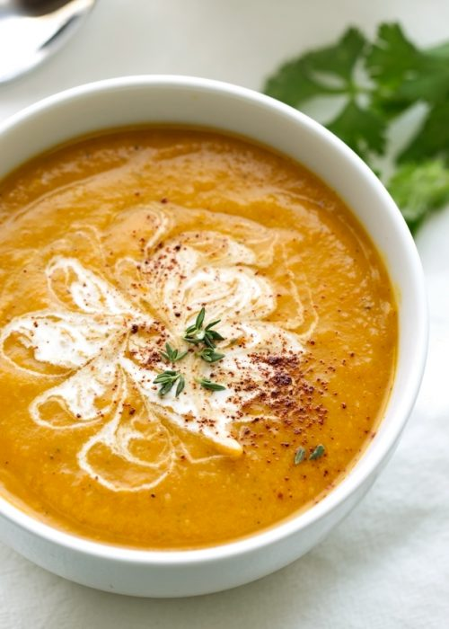Thai Butternut Squash Red Curry Recipe | Little Spice Jar