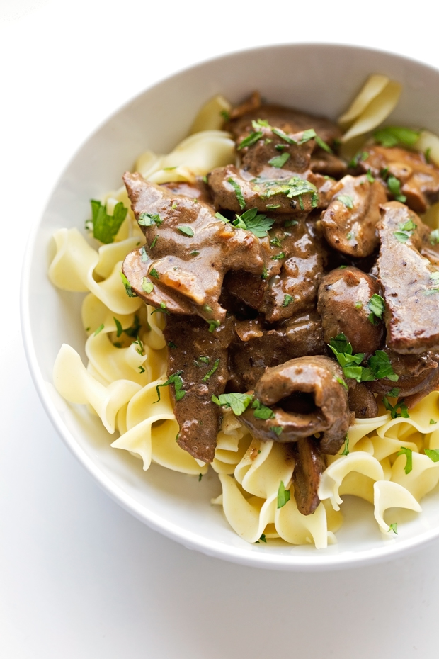 Beef Stroganoff Recipe | Little Spice Jar