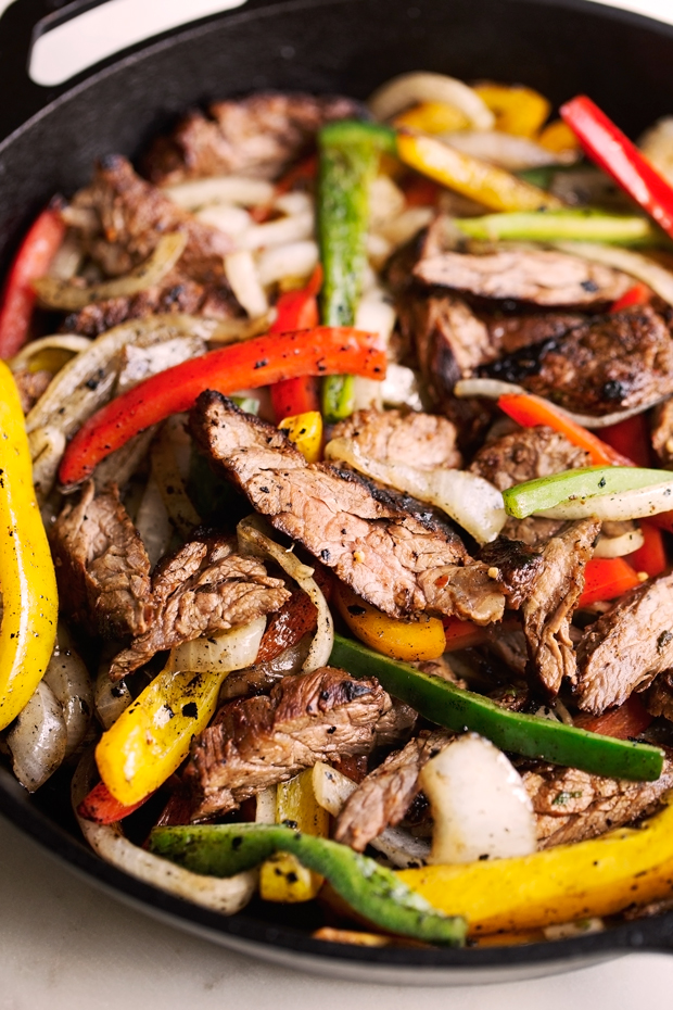 The Very Best Steak Fajitas Recipe Little Spice Jar