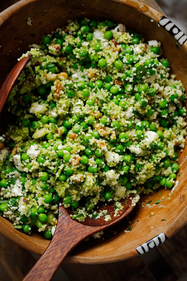 Spring-Couscous-Pea-Salad-with-Basil-Vinaigrette-7