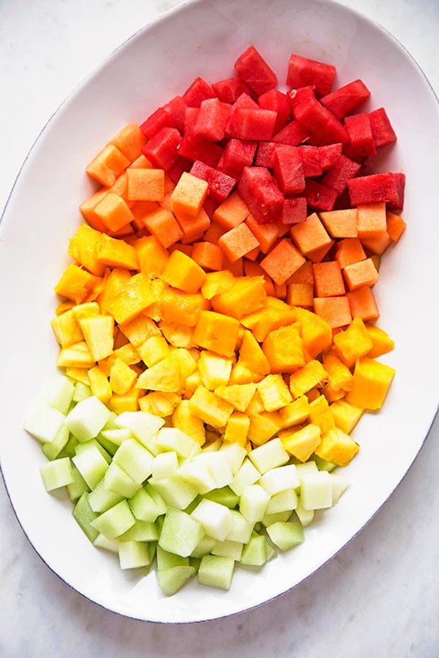 Mexican Fruit Salad Little Spice Jar