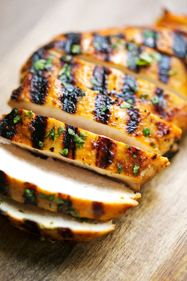 and easy recipe for asian grilled chicken! It's a quick chicken ...