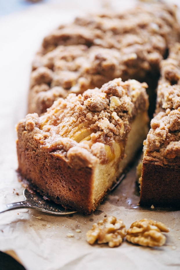 Coffee Cake For A Crowd