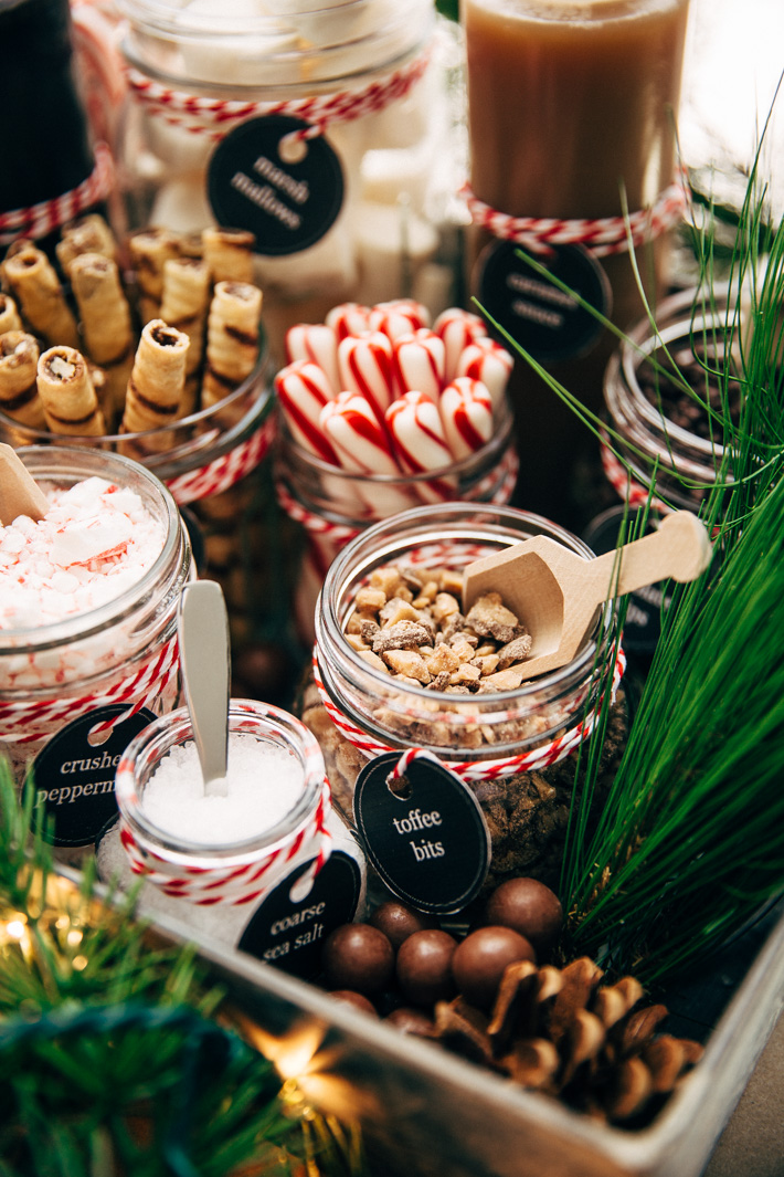 Less Than Zero Christmas Party.How To Host A Hot Chocolate Bar Party The Most Luxurious Hot Chocolate