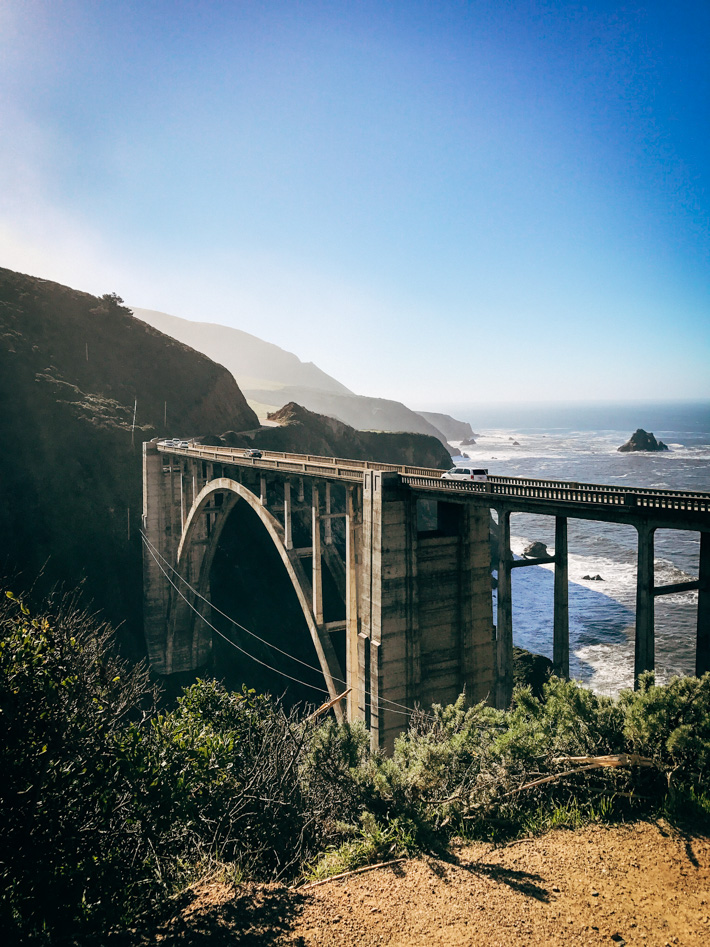 10 Day West Coast Trip: What to do, see, and eat when you're driving down the Pacific Coast Highway! #pch #hwy1 #highway1 #sanfrancisco #losangeles #seattle | Littlespicejar.com