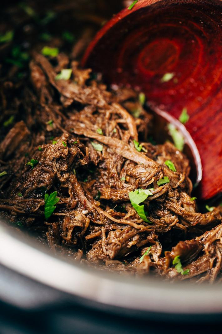 Pressure Cooker Barbacoa Beef (Instant Pot) Recipe ...