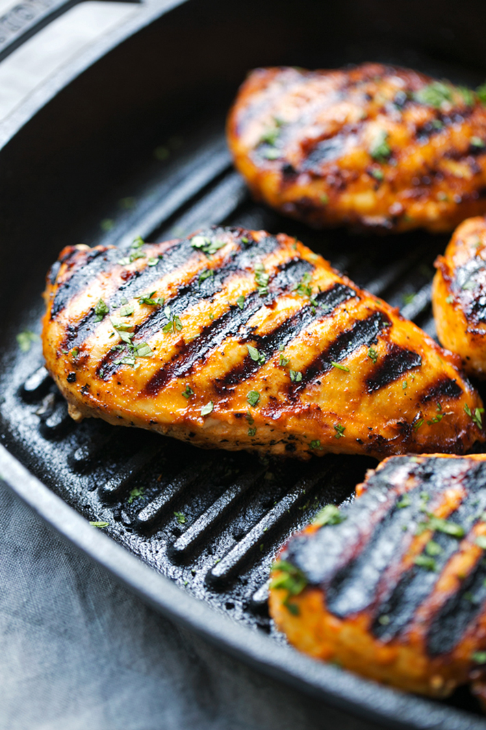 Simple Asian Grilled Chicken Recipe Little Spice Jar