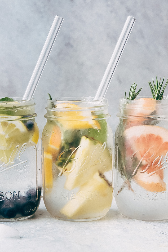 5 Infused Waters To Sip On This Summer