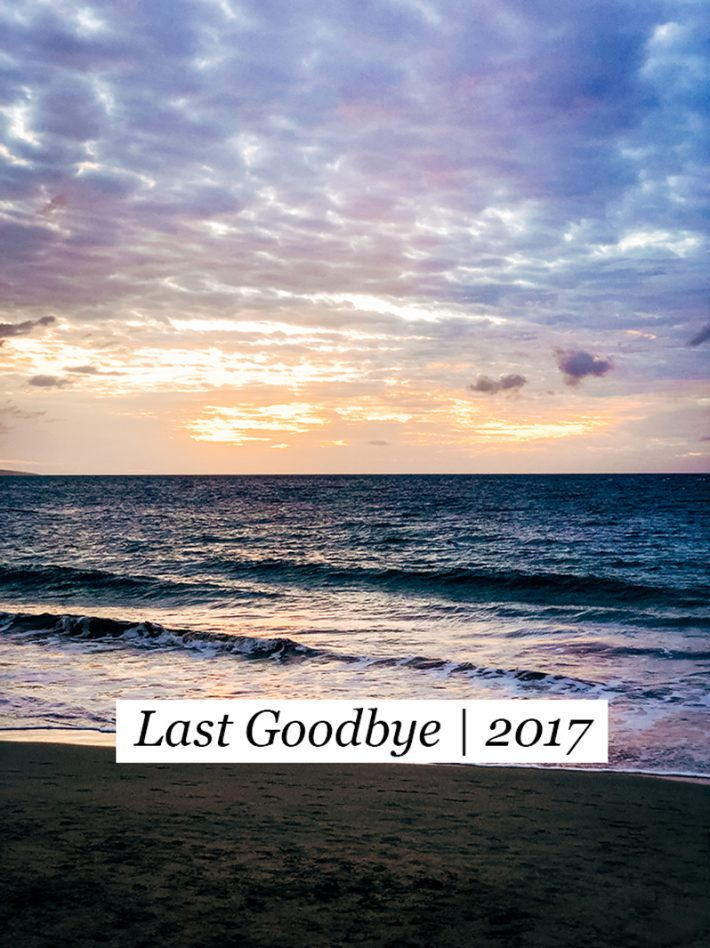 Last Goodbye 2017 Plus the top 10 recipes of the year on Little Spice Jar | Littlespicejar.com