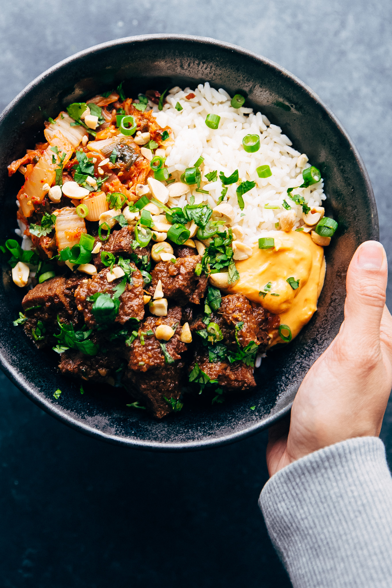 Instant Pot Korean Beef Bowls Recipe Little Spice Jar