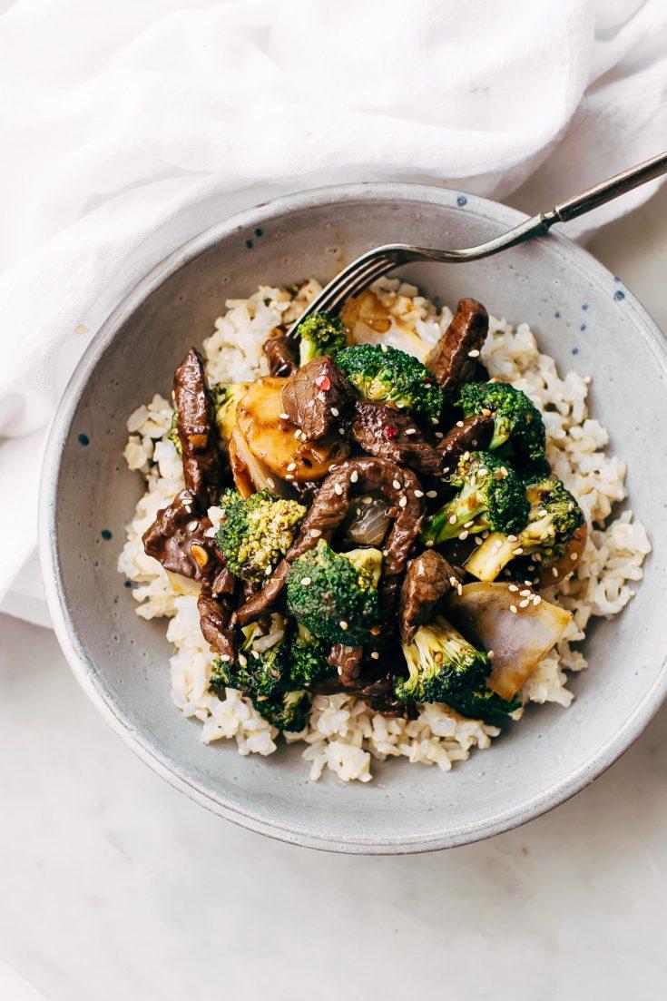 Best Easy Broccoli Beef Stir Fry