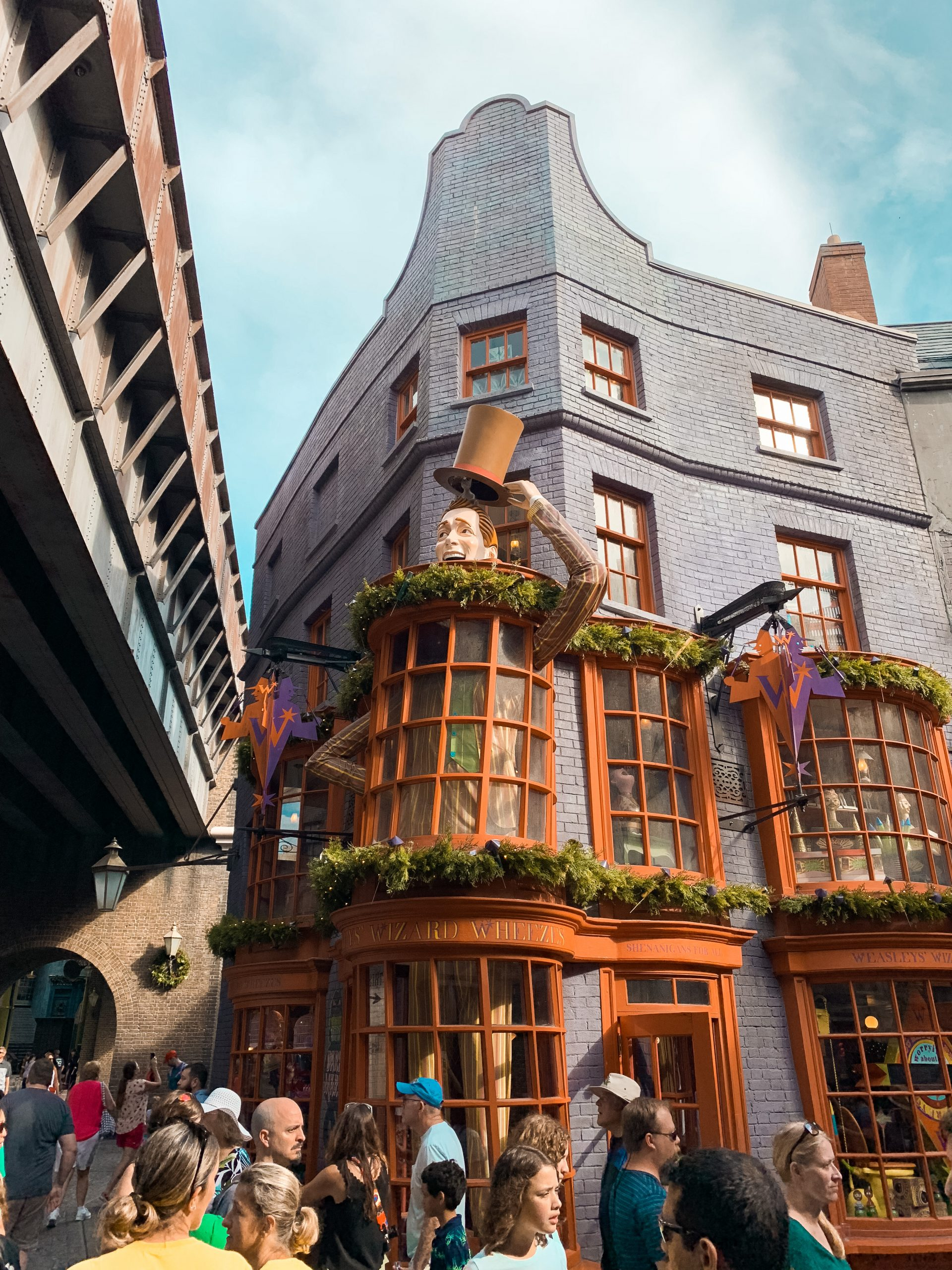 Weasley's Wizarding Wheezes at Wizarding World of Harry Potter