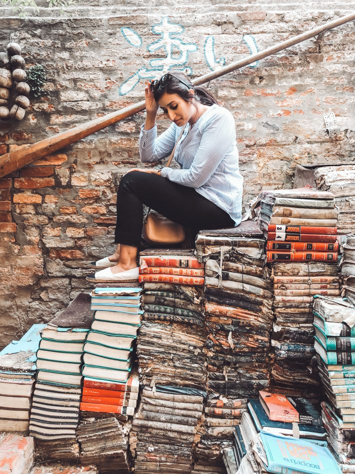 Italian Bookstore