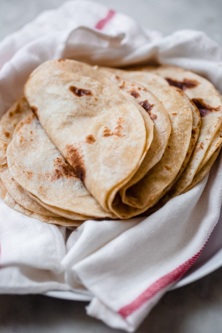 The Best Homemade Flour Tortillas Recipe Little Spice Jar