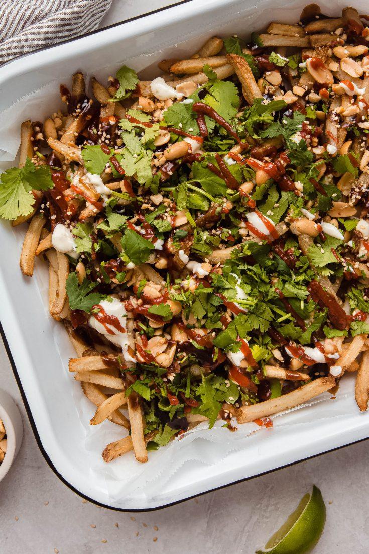 Vietnamese-Style Street Fries