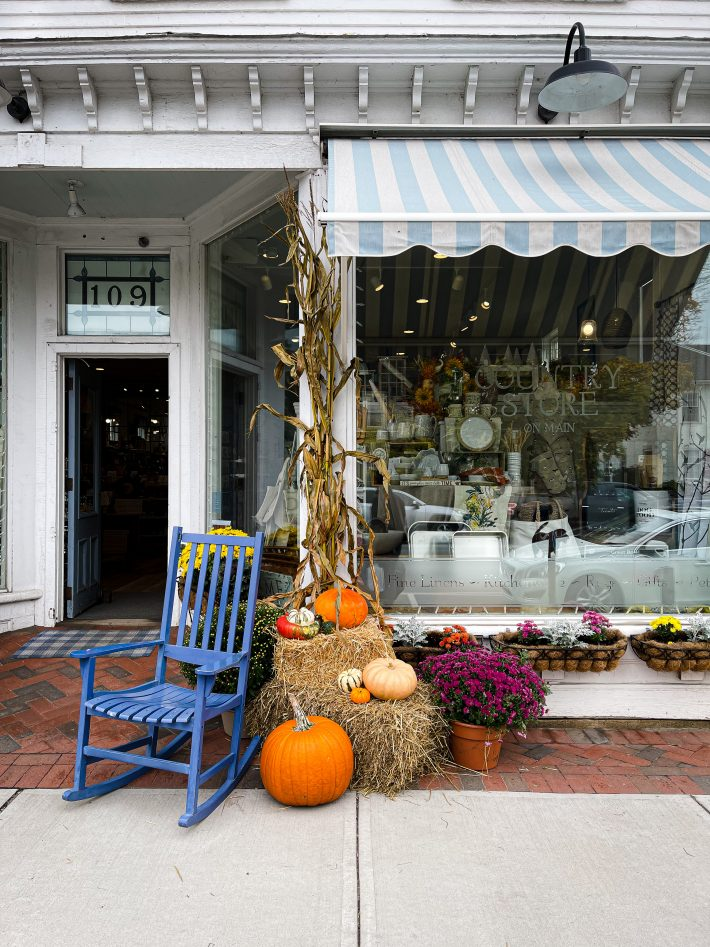 the county store in stowe village